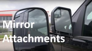 RV Mirror Attachments